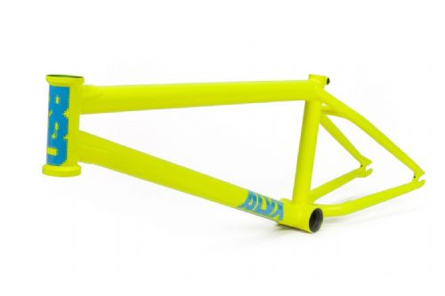 BSD Frame - AVLX AF - Dayglo Yellow - 20.6""